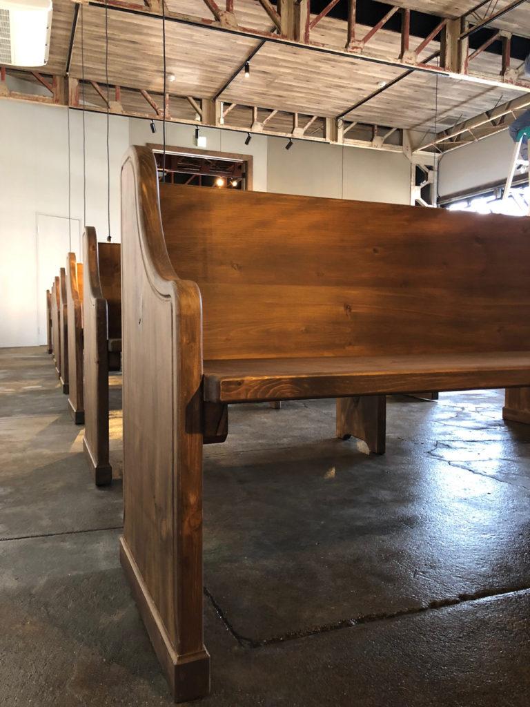 Church Bench Detail001
